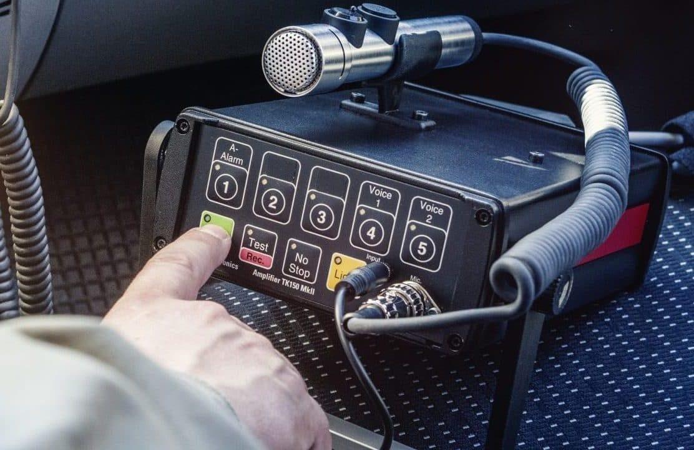 Mobile Sirenensteuergerät