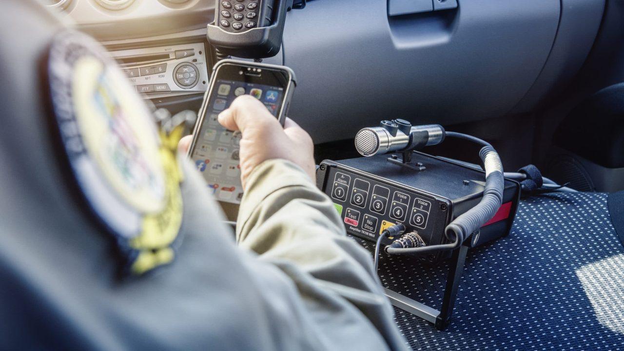 Mobile Sirene Steuergerät TK150