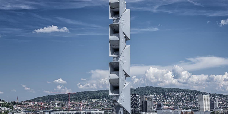 Sirenenanlage Stadt Zürich