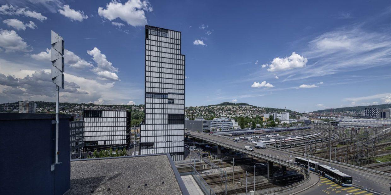 Stationäre Sirenenanlage Zürich