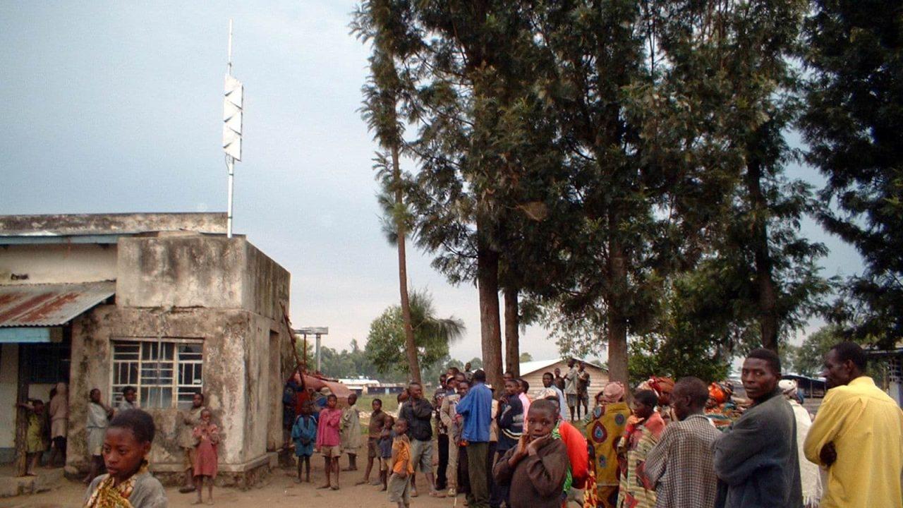 Sirenenanlage Goma