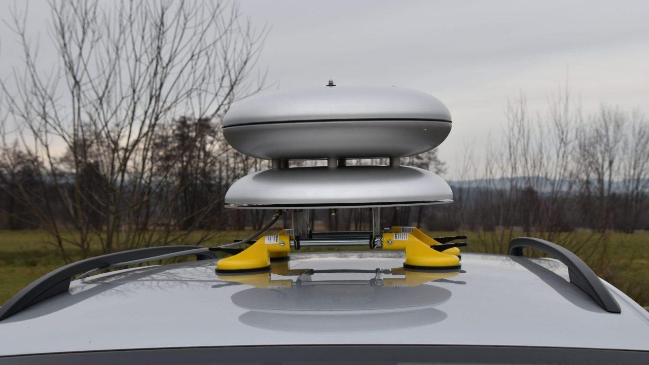 Mobile Sirene ET500 mobil