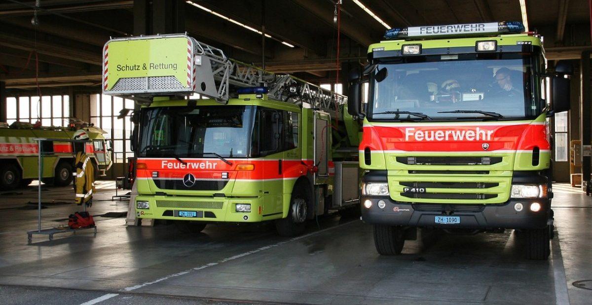 Feuerwehr Zürich