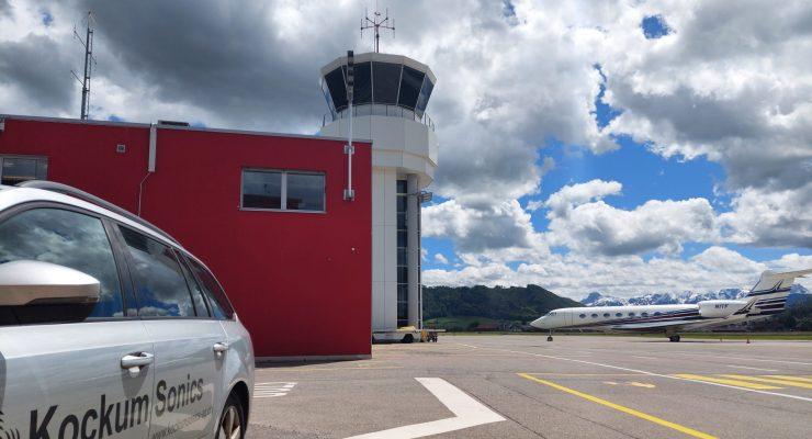 KockumSonics BernAirport Tower Sirenenanlage