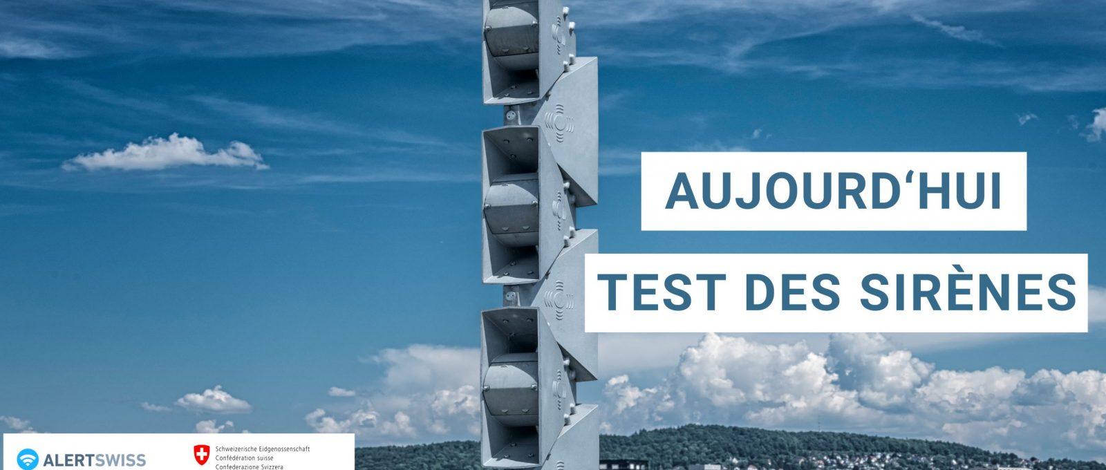 Test De Sirène 2020